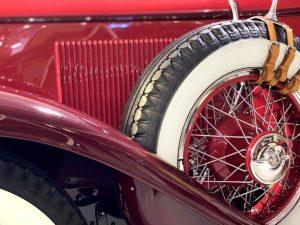 Dauer Classic Car Museum 1929-Cadillac-Series-341 B Five Passenger Sedan