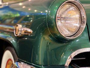 Dauer Classic Car Museum 1954-Mercury Monterey Woody Wagon