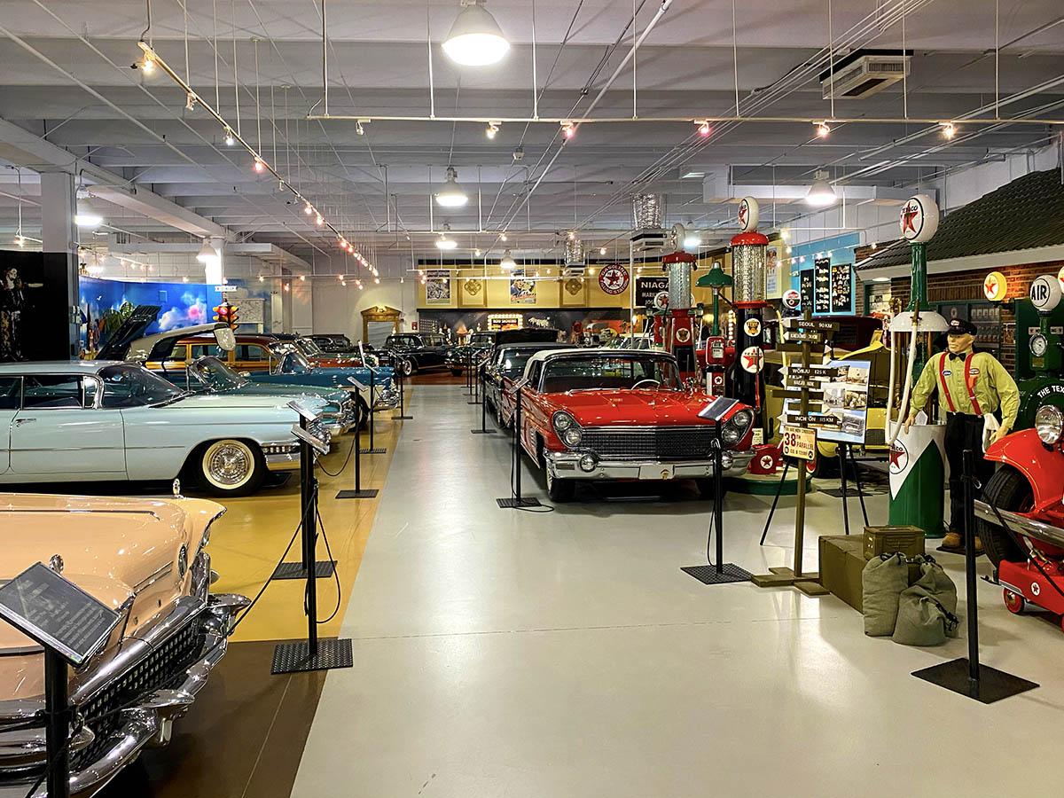 Dauer Classic Car Museum South Florida