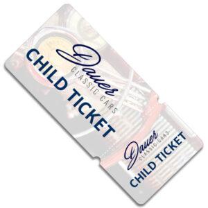 Child Ticket